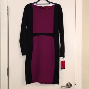 narciso rodriguez Color Block Dress, NWT, M